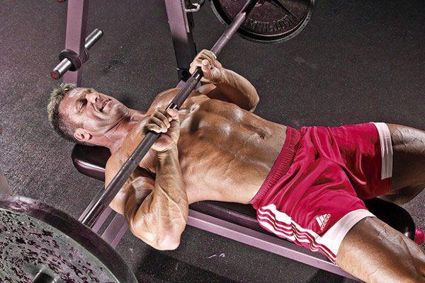 press banca triceps