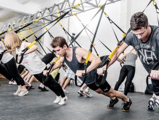 entrenamiento trx