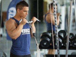 biceps polea baja