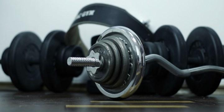 tipos de mancuernas pesas