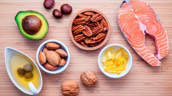 alimentos que contienen coenzima q10