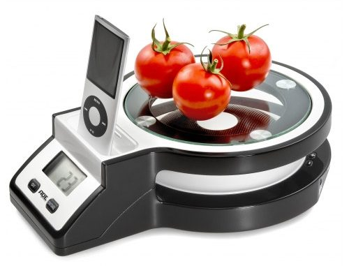 B sculas de cocina fitness guia fitness guia es - Basculas para cocina ...