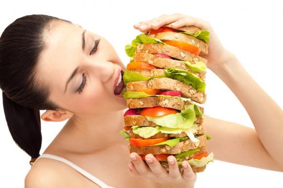 como saciar el hambre