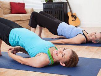 ejercicios con colchonetas